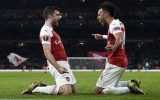 Ozil trở lại, Arsenal thắng đậm BATE Borisov theo đúng chất Emery