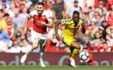 TRỰC TIẾP Arsenal 0-0 Crystal Palace: Ăn miếng trả miếng (H1)