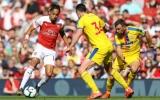 TRỰC TIẾP Arsenal 2-3 Crystal Palace: Aubameyang thắp lại hi vọng (H2)
