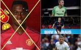 Từ bỏ Bissaka, M.U có thể chiêu mộ 3 ngôi sao 'cực chất' với 70 triệu bảng