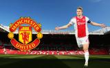 Sky Sports đưa tin bất ngờ vụ Man Utd - De Ligt