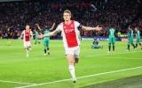 Hoàn tất! Ajax đạt thỏa thuận khủng bán đứt De Ligt cho 'Gã khổng lồ'