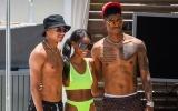 Chờ lương khủng, 2 trò cưng Solskjaer ung dung tận hưởng ánh nắng Miami