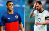 ĐHTB vòng bảng Copa America 2019: Messi 'out', Sanchez 'in'