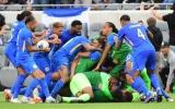 Vượt qua Việt Nam trên chấm 11m, đội tuyển này tiếp tục được 'độ' cực mạnh ở Gold Cup