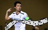 Tuấn Anh và bàn thắng sau 4 mùa V-League: 'Tiểu Mozart' cất cao tiếng đàn