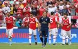 TRỰC TIẾP Arsenal 2-0 Real Madrid: Sokratis nhận thẻ đỏ, hai đội chỉ còn thi đấu với 10 người (H1)