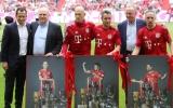 Philippe Coutinho và top 5 hảo thủ Brazil thành công nhất ở Bayern