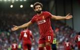 Mohamed Salah biến David Luiz thành trò hề, Liverpool đè bẹp Pháo thủ tại Anfield
