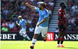 TRỰC TIẾP Bournemouth 1-3 Man City: Aguero lập cú đúp (H2)