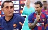 'Mãnh thú mới' lên tiếng, Barca đã không còn cần Messi?
