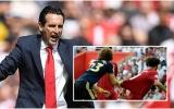 SỐC! Emery tuyên bố pha kéo áo của Luiz không đáng nhận penalty