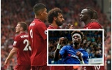 Đội hình kết hợp Chelsea - Livepool: Tam tấu hủy diệt và Vua phá lưới