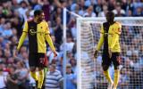 TRỰC TIẾP Man City 5-0 Watford: 45 phút ác mộng của đội khách (HẾT H1)