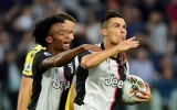Ronaldo ghi bàn, Juventus vẫn hú vía trước Hellas Verona