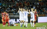 Hồng Duy, Văn Thanh nổ súng, HAGL chính thức trụ hạng tại V-League 2019