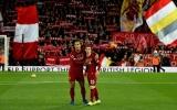 10 hình ảnh đẹp nhất vòng 12 EPL: 'Pháo đài' Anfield; Quỷ đỏ hồi sinh