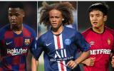 Top 10 'Wonderkid' nổi bật nhất bóng đá châu Âu hiện nay