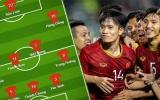 Đội hình ra sân U22 Việt Nam đấu Campuchia: 'Thủ thành quốc dân', bộ đôi HAGL