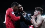 Pep Guardiola bất lực: 'Không thể cản 3 cầu thủ M.U đó'