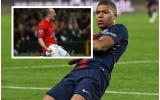 Sự khủng khiếp của Mbappe: Đi trước Ronaldo, Rooney, Kane 2 năm