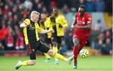 TRỰC TIẾP Liverpool 0-0 Watford: Salah dứt điểm kỹ thuật (H1)