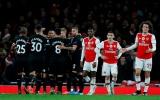 Man City và 10 món quà Giáng sinh 'kinh hoàng' gửi sớm cho Arsenal