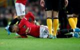 Rashford chấn thương và đây là 6 phương án ngắn hạn cho Man Utd