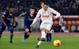 Top 'vua dội bom' của châu Âu: 'Cú sốc' số một; Ronaldo bứt phá