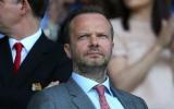 'Tôi từng bị các cầu thủ đẳng cấp thế giới bao quanh tại Man Utd, còn bây giờ...'