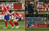 Felix tịt ngòi, Atletico thua sốc ở Cúp Nhà Vua Tây Ban Nha