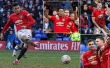 6 phút ghi 3 bàn; Man United thắng 'hủy diệt' Tranmere