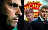 Bảo vệ Ed Woodward, Solskjaer 'xù lông nhím' cực gắt với Mourinho và Van Gaal