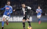 Ronaldo ghi bàn, Juventus vẫn thua sốc trước Napoli