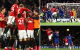 Không chiến tuyệt đỉnh, Man United khiến Chelsea ôm hận lần thứ 2