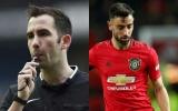 Manchester United đón 'tân binh khủng' hơn cả Bruno Fernandes: Chris Kavanagh