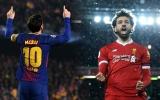 Ruud Gullit so sánh Mohamed Salah và Lionel Messi