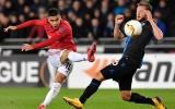 Điểm nhấn Brugge 1-1 M.U: 3 'số 10' vô hại; Quỷ đỏ không thể sống thiếu Fred
