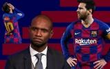 Messi lại 'tát thẳng mặt' sếp lớn Abidal, tình cảnh Barca nguy to!