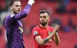 Fernandes: 'Đó là việc tôi muốn làm và cần làm ở Man Utd'