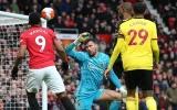 20 giây, 17 lần chạm bóng, 6 cầu thủ - Man Utd tạo ra 1 kiệt tác