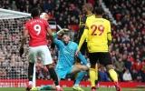 10 con số 'đặc biệt' sau vòng 27 EPL: Martial hồi sinh; Mourinho 'bái phục' trò cũ