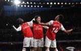 10 hình ảnh ấn tượng vòng 27 EPL: Emirates mở hội; Quỷ đỏ thăng hoa