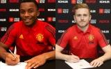 CHÍNH THỨC! Man Utd ký một lúc 2 bản hợp đồng mới