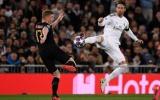 De Bruyne tạo khác biệt, Real thua ngược trong 5 phút