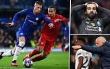 Lượt đi vòng 16 đội Champions League: Bản nhạc buồn của người Anh