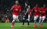 XONG! Đội hình M.U đấu Everton: 4 cái tên OUT, bộ 3 cực chất có mặt