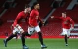 'Thần đồng' 16 tuổi nổ súng, Man Utd thắng kịch tính vào bán kết
