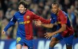 Messi: 'Tôi không dám nhìn thẳng mặt cầu thủ đó vì ngưỡng mộ'