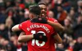 Những cái nhất của Man Utd từ đầu mùa: Fred, Fernandes và... Man City